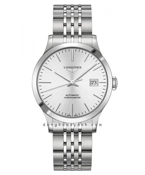 Đồng Hồ Longines Record Collection L2.820.4.72.6