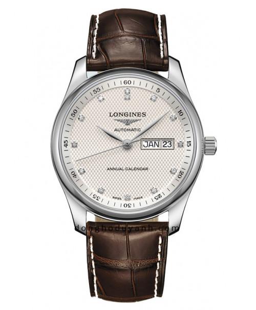 Đồng hồ Longines Master Annual Calendar L2.910.4.77.3