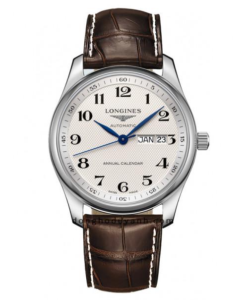 Đồng hồ Longines Master Annual Calendar L2.910.4.78.3