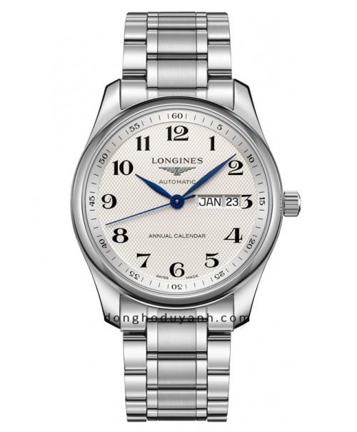 Đồng hồ Longines Master Annual Calendar L2.910.4.78.6