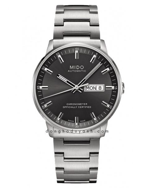 Đồng Hồ Mido Commander Caliber 80 Chronometer M021.431.11.061.00