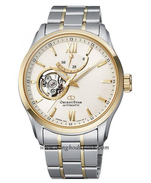 Đồng hồ Orient Star Semi Skeleton RE-AT0004S00B