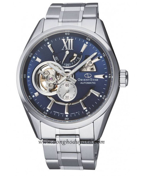 Đồng Hồ Orient Star Semi Skeleton RE-AV0003L00B