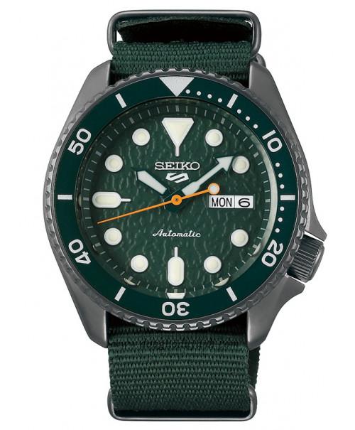 Đồng hồ Seiko 5 Sports Diver SRPD77K1