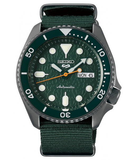 Đồng hồ Seiko 5 Sports SRPD77K1S