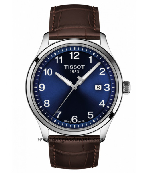Đồng Hồ Tissot Gent Xl Classic T116.410.16.047.00