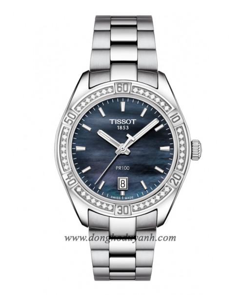 Tissot Pr 100 Lady Sport Chic T101.910.61.121.00
