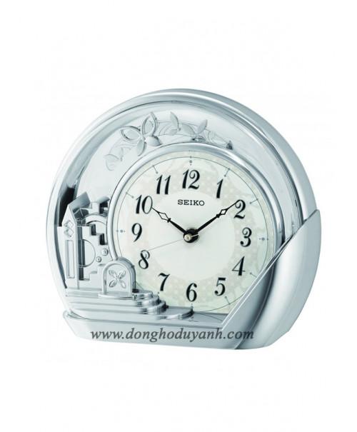 Đồng hồ treo tường Seiko QXN232SN