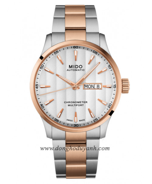 Mido Multifort Chronometer M038.431.22.031.00