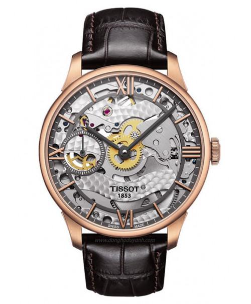Tissot Chemin Des Tourelles Squelette T099.405.36.418.00