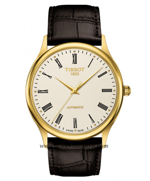 Tissot Excellence Automatic 18k Gold T926.407.16.263.00