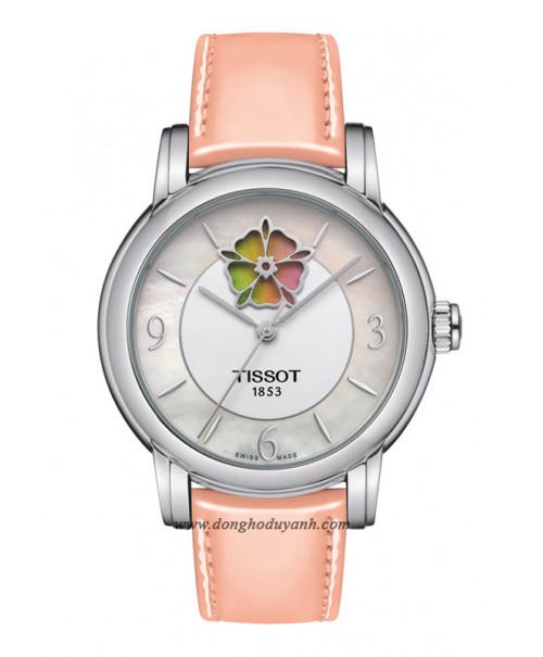 Tissot Lady Heart Flower Powermatic 80 T050.207.16.117.00