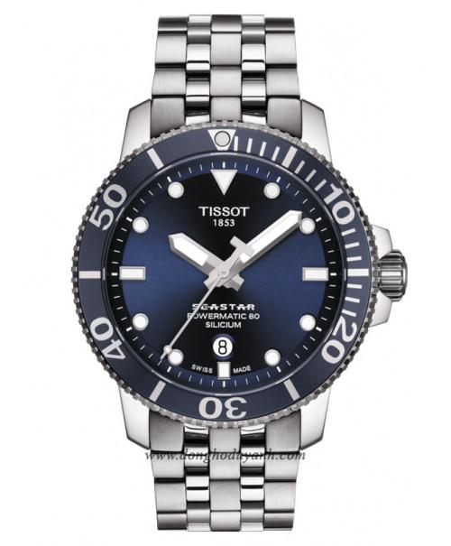 Tissot Seastar 1000 Powermatic 80 Silicium T120.407.11.041.01