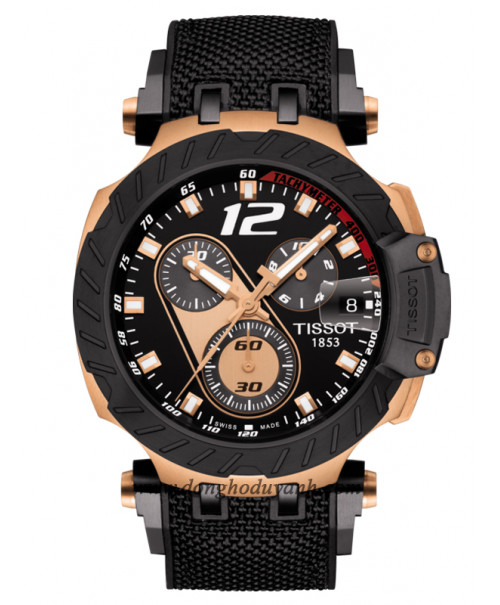 TISSOT T-RACE MOTOGP 2019 CHRONOGRAPH LIMITED EDITION T115.417.37.057.00