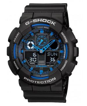 Đồng Hồ Casio G-Shock GA-100-1A2DR