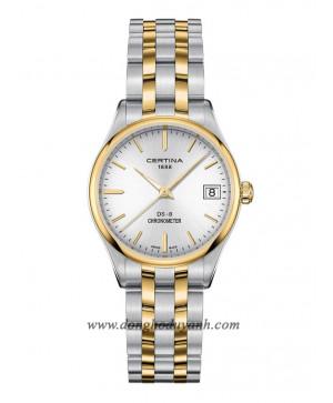 Đồng Hồ Certina Ds-8 Lady Chronometer C033.251.22.031.00