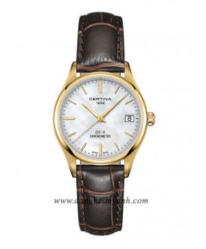 Đồng Hồ Certina DS-8 Lady Chronometer C033.251.36.111.00