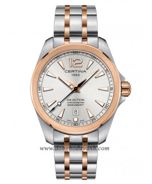 Đồng Hồ Certina Ds Action Chronometer C032.851.22.037.00