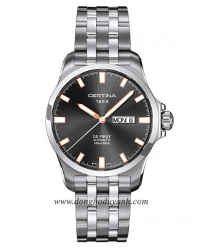 Đồng Hồ Certina Ds First Day-Date C014.407.11.081.01