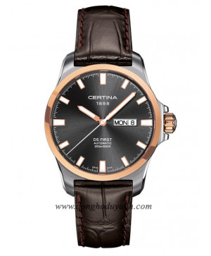 Đồng Hồ Certina Ds First Day-Date C014.407.26.081.00