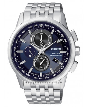 Đồng Hồ Citizen Eco Drive Radio Controlled AT8110-61L