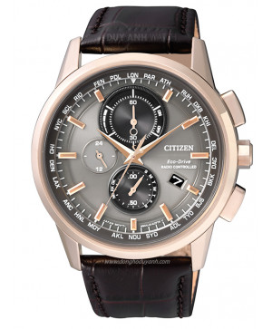 Đồng Hồ Citizen Eco Drive Radio Controlled AT8113-12H