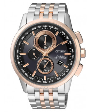 Đồng Hồ Citizen Eco Drive Radio Controlled AT8116-65E