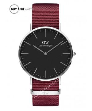 Đồng hồ Daniel Wellington Classic Black | ROSELYN DW00100270