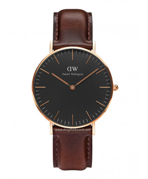 Đồng hồ Daniel Wellington Classic Black Bristol DW00100137