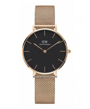Đồng hồ Daniel Wellington Classic Petite Melrose Black DW00100161