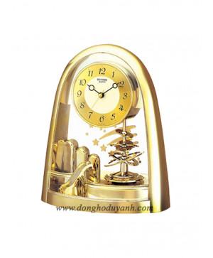 Đồng hồ để bàn Rhythm 4SG607WS65