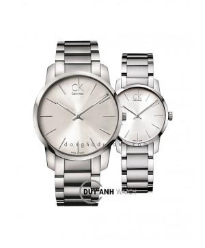 Đồng hồ đôi Calvin Klein K2G21126 và K2G23126
