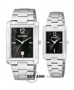 Đồng hồ đôi Citizen BD0030-51E và ER0190-51E