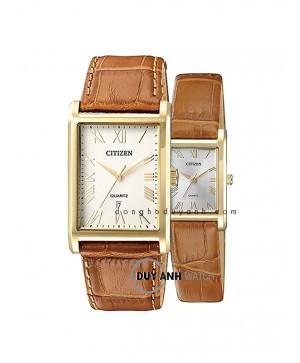 Đồng hồ đôi Citizen BH3002-03A và EJ6122-08A