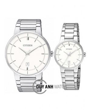 Đồng hồ đôi Citizen BI5010-59A và EU6010-53A