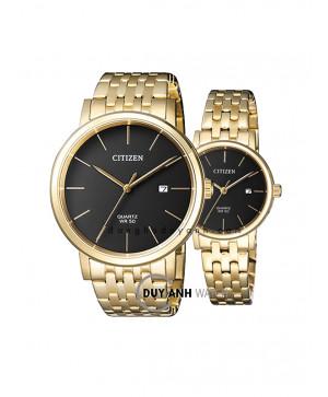 Đồng hồ đôi Citizen BI5072-51E và EU6092-59E