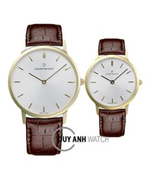 Đồng hồ đôi Claude Bernard 20061.37J.AID và 20059.37J.AID