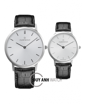 Đồng hồ đôi Claude Bernard 20061.3.AIN và 20059.3.AIN