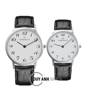 Đồng hồ đôi Claude Bernard 20061.3.BB và 20060.3.BB