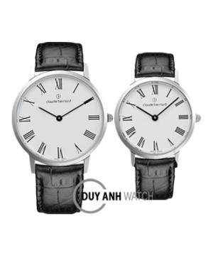 Đồng hồ đôi Claude Bernard 20061.3.BR và 20059.3.BR