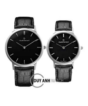 Đồng hồ đôi Claude Bernard 20061.3.NIN và 20059.3.NIN