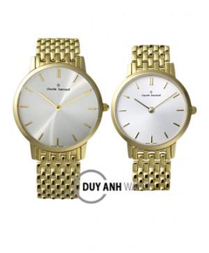 Đồng hồ đôi Claude Bernard 20206.37JM.AID và 20201.37JM.AID