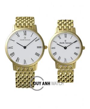 Đồng hồ đôi Claude Bernard 20206.37JM.BR và 20201.37JM.BR