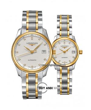 Đồng hồ đôi Longines L2.518.5.77.7 và L2.128.5.77.7