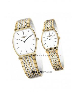 Đồng hồ đôi Longines L4.705.2.12.7 và L4.205.2.12.7