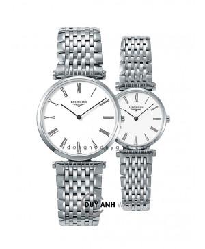 Đồng hồ đôi Longines L4.709.4.11.6 và L4.209.4.11.6