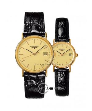 Đồng hồ đôi Longines L4.720.2.32.2 và L4.220.2.32.2