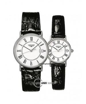 Đồng hồ đôi Longines L4.720.4.11.2 và L4.220.4.11.2