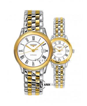 Đồng hồ đôi Longines L4.774.3.21.7 và L4.274.3.21.7