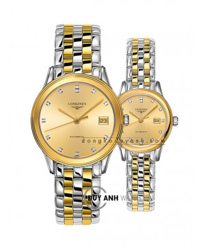 Đồng hồ đôi Longines L4.774.3.37.7 và L4.374.3.37.7